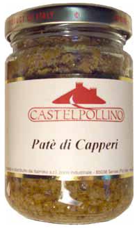 PATE' DI CAPPERI